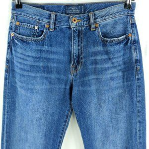 Lucky Brand 363 Vintage Straight Jeans Mens 30x35